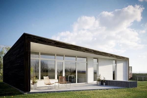 Eco Friendly Resources- passive Design