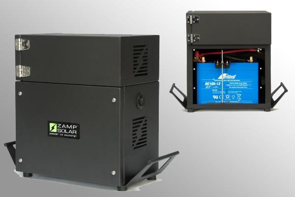 Zamp Solar Power Pack 1000W